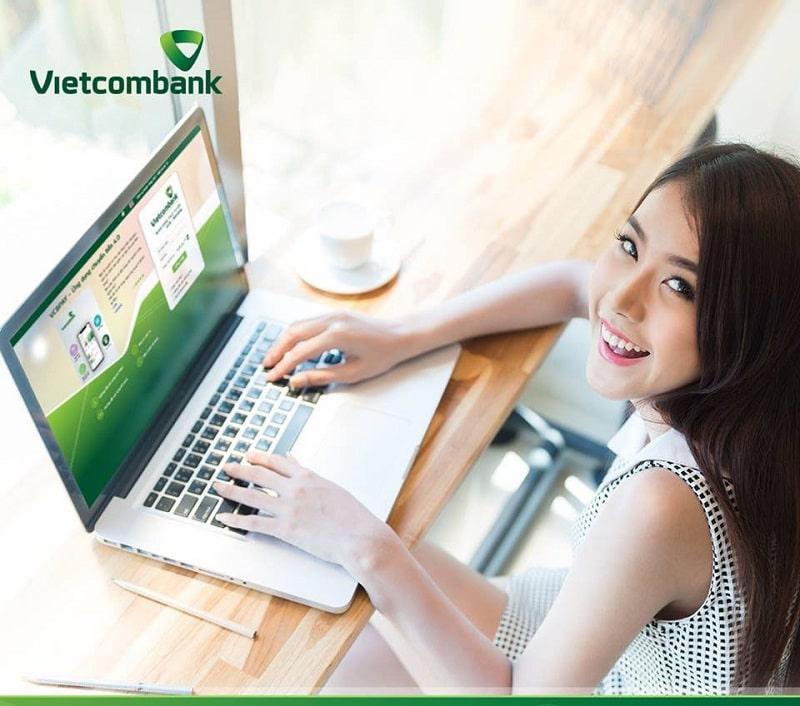 Vay tiền không cần thế chấp Vietcombank đơn giản bằng hình thức đăng ký online
