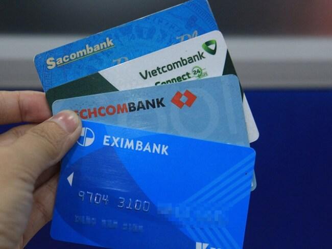 Mỗi một ngân hàng khác nhau thì sẽ có số tài khoản khác nhau, thường dao động từ 9 - 15 số.