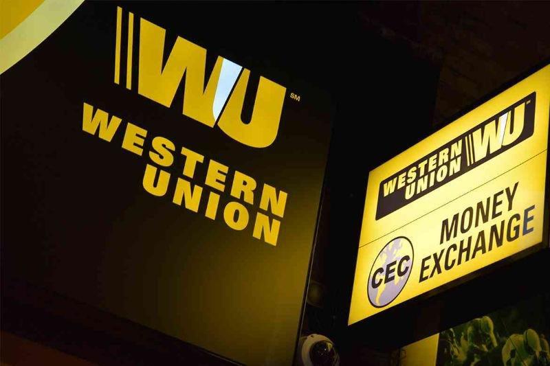 Western Union là dịch vụ thanh toán chuyển khoản quốc tế