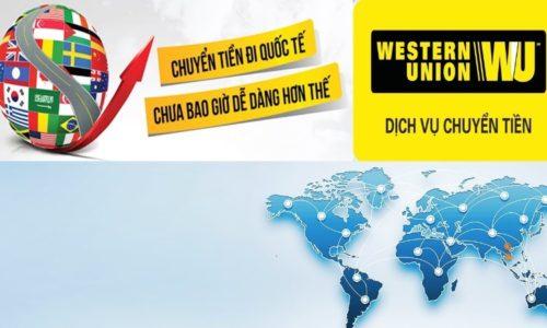10 địa điểm nhận tiền Western Union ở TP.HCM - Update 2021