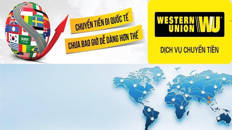 Western Union hiện có mặt ở hầu hết những tỉnh thành trên cả nước