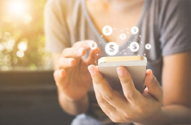 Dịch vụ VnTopup cho phép người dùng trích tiền từ tài khoản nạp tiền điện thoại