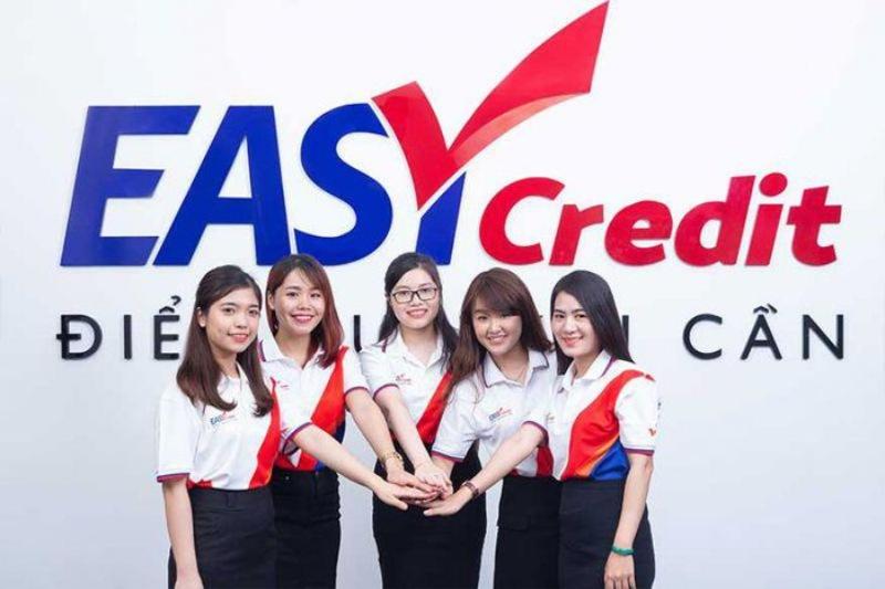 Trên thực tế thì  Easy Credit là công ty tài chính đã được ngân hàng nhà nước công nhận