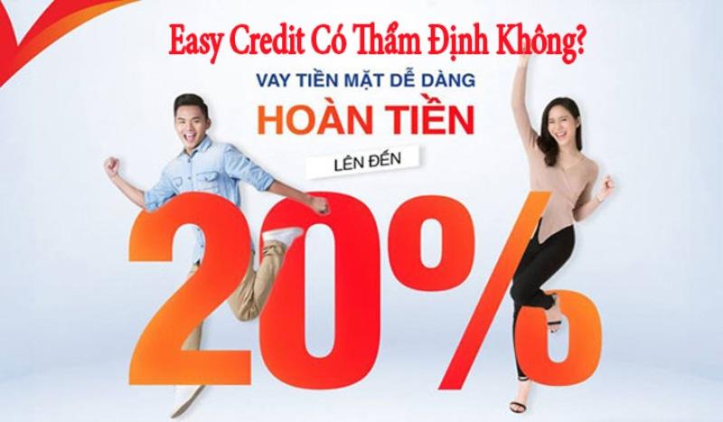Bạn nên lựa chọn đơn vị vay của công ty Easy Credit chính thức