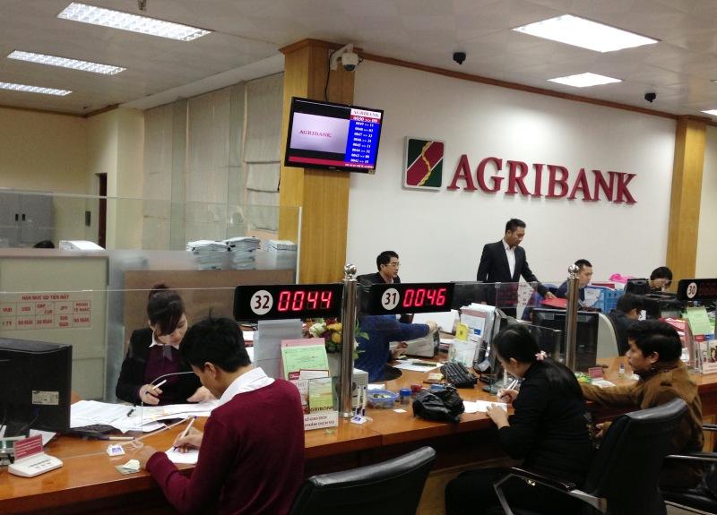 Ngân hàng Agribank không làm việc vào thứ 7 trên toàn bộ hệ thống