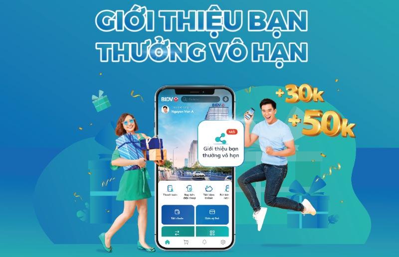 BIDV Smart Banking sở hữu nhiều tính năng thanh toán phong phú