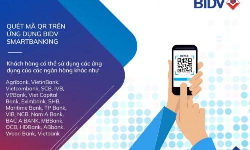 Biểu phí dịch vụ BIDV Smart Banking mới nhất 2021