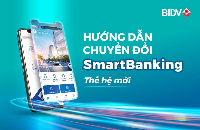 Muốn sử dụng tính năng tài chính cần có tài khoản thanh toán mở ở BIDV