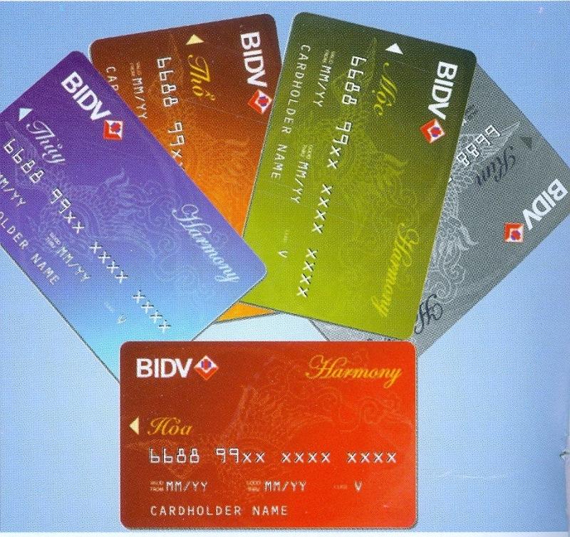 Phí duy trì quản lý tài khoản của ngân hàng BIDV