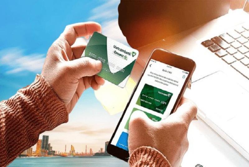 Tra cứu số tài khoản VCB bằng ứng dụng trên điện thoại