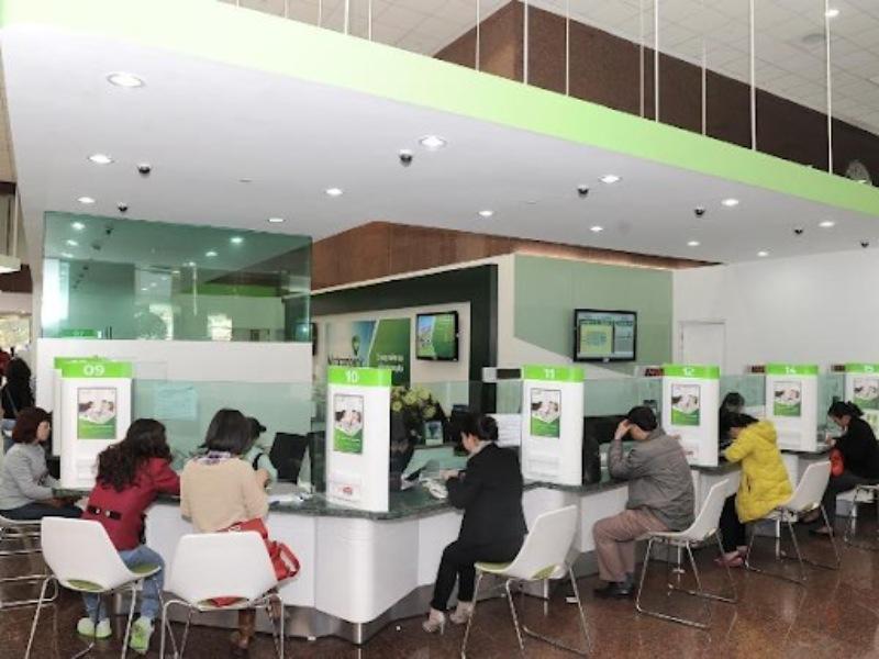 Vietcombank được biết đến là một trong những ngân hàng TMCP lớn ở Việt Nam