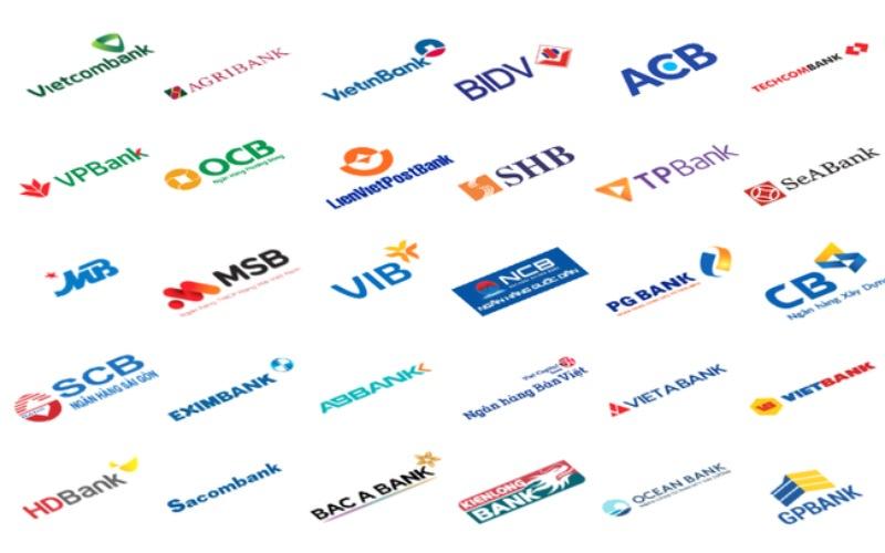Vietcombank chuyển khoản được cho nhiều ngân hàng trong liên minh NAPAS khi chuyển tiền nhanh