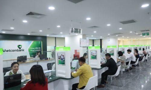 Vietcombank chuyển khoản được cho những ngân hàng nào? 2021