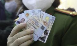 Lịch làm thẻ căn cước công dân gắn chip năm 2021
