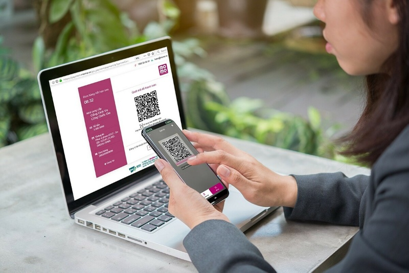 Thanh toán qua ví điện tử cũng là một cách an toàn, nhanh chóng và tiện lợi
