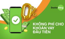 Hướng dẫn vay tiền nhanh Doctor Đồng 0% lãi suất chỉ với CMND