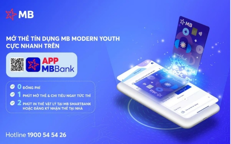 App MBBank - Ứng dụng chuyển tiền tiện ích