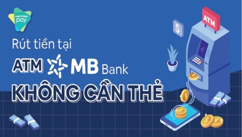 MB bank là tài khoản ngân hàng kép với ViettelPay