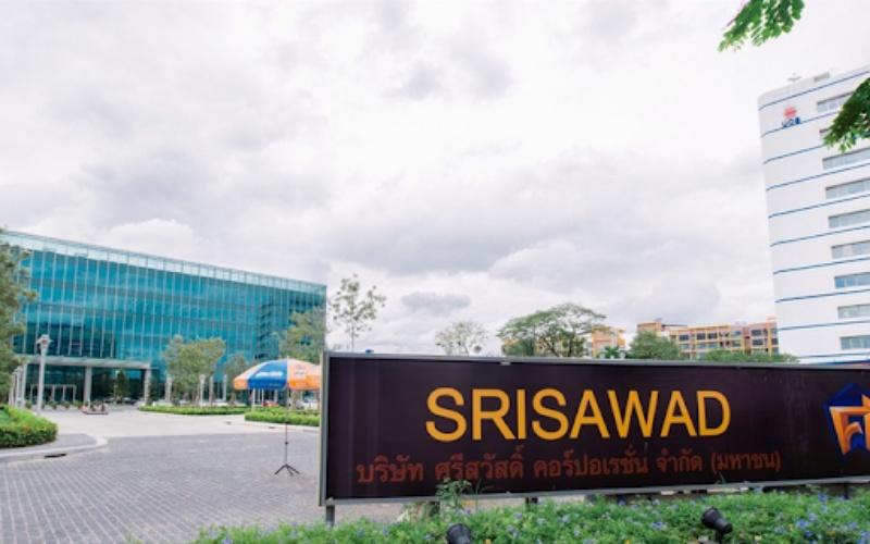 Srisawad Việt Nam là chi nhánh nhỏ của Tập đoàn tài chính International Holding ở Thái Lan
