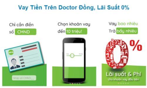 Vay tiền Doctor Đồng có lãi suất và thời hạn vay bao lâu?