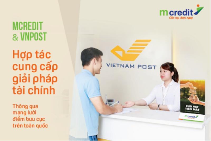 Thanh toán tại VNPost