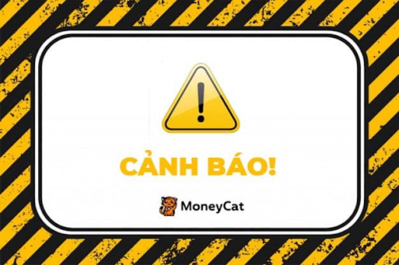 Vay tiền MoneyCat không bị xử lý thế nào?