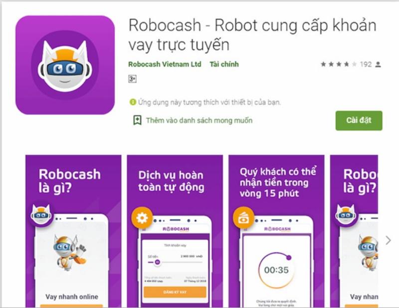 Vay tiền online Robocash mang đến nhiều lợi ích cho khách hàng