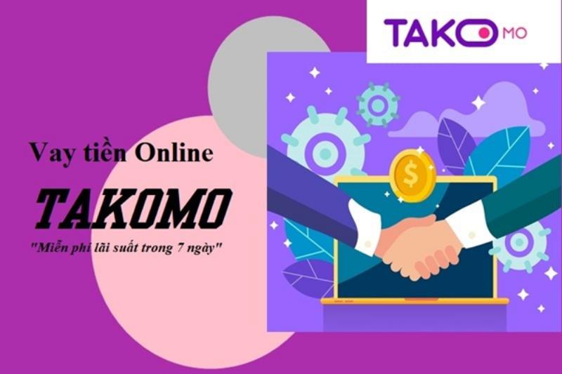 Takomo hiện áp dụng mức lãi suất 12 - 20%/năm
