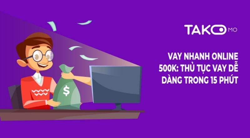 Takomo chỉ hỗ trợ lãi suất 0% cho lần vay đầu tiên