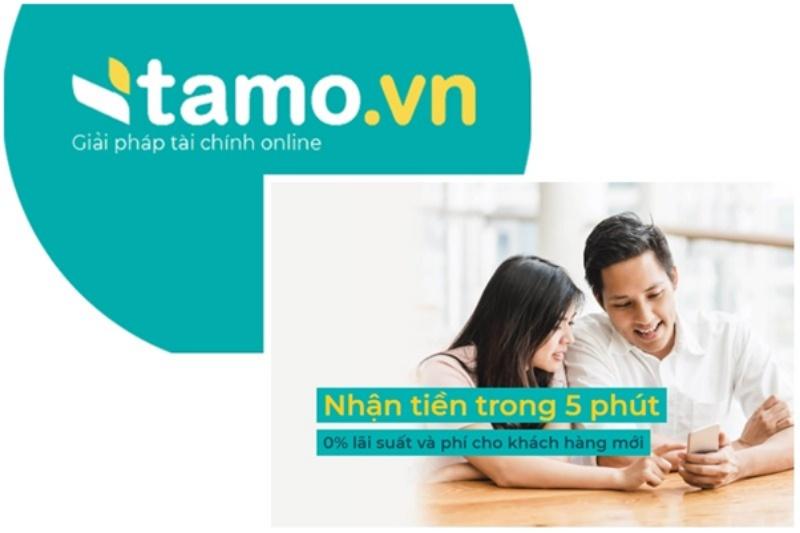 Tamo là một tổ chức tài chính giúp đỡ người dùng vay vốn nhanh với nhiều khoản vay ưu đãi