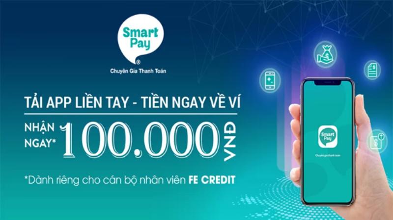 Ví SmartPay là ví điện tử chuyên cung cấp những giải pháp về thanh toán hóa đơn, nạp tiền